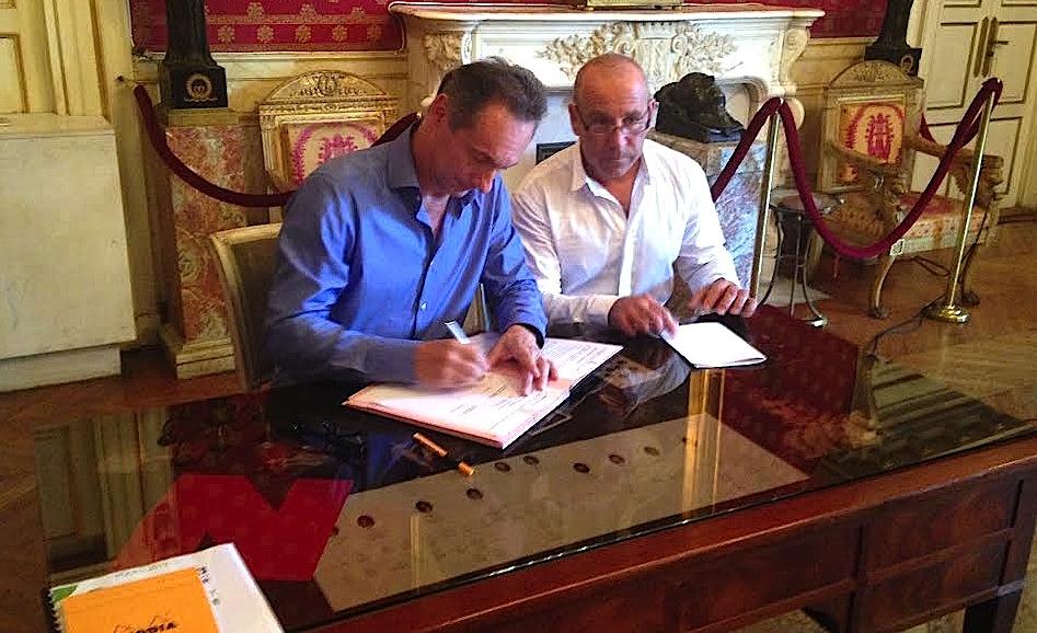 Cyclisme : La convention de partenariat Ville d'Ajaccio-Comité Corse officialisée