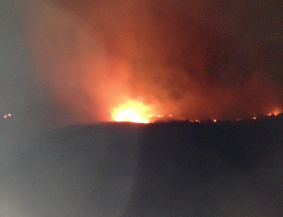 Incendie d'Albertacce : 600 hectares détruits !