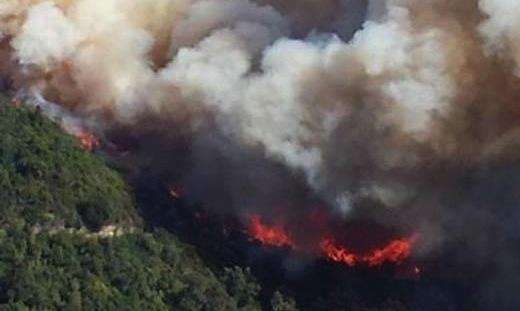 (Photos Actu Info Sapeurs-Pompiers de Corse)