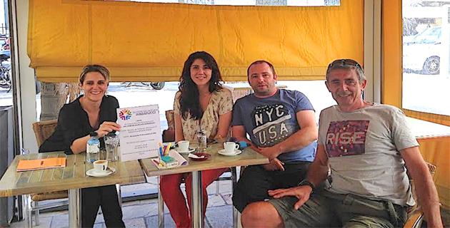Association « du coté de la place Abbatucci » : Se fédérer pour donner un sens au quartier