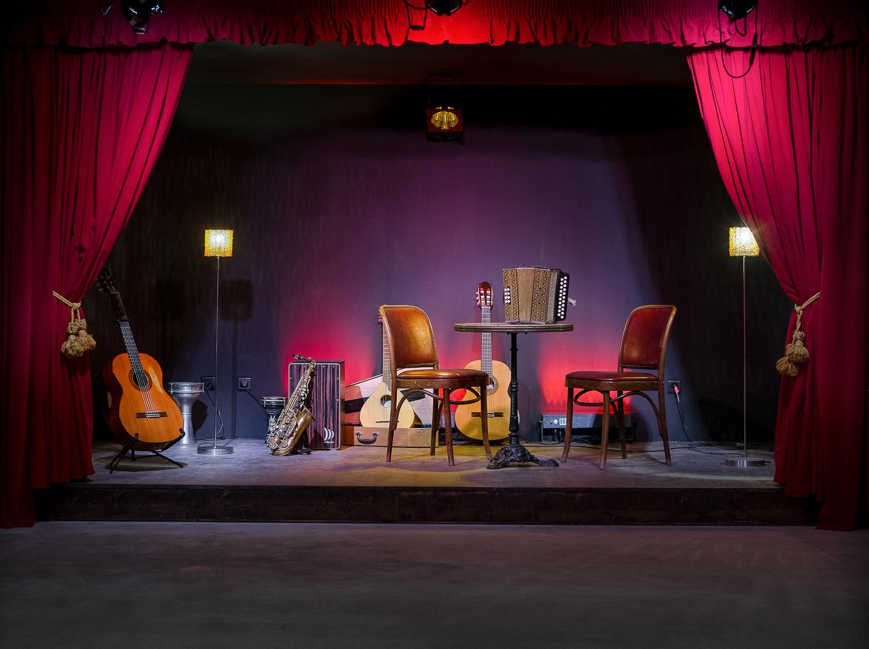 « Scenina » : Une nouvelle salle de spectacle intimiste s'ouvre à Ajaccio