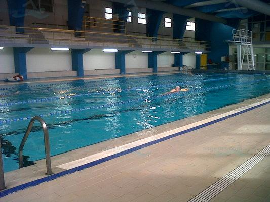 Réouverture de la piscine Rossini après travaux Samedi 25 octobre 08h30