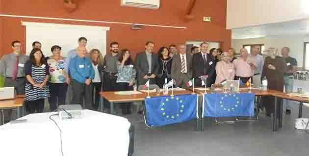 Syvadec : Un scow européen pour développer des  solutions de compostage en circuit court