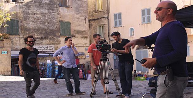 Un documentaire publicitaire pour Samsung tourné à Calvi