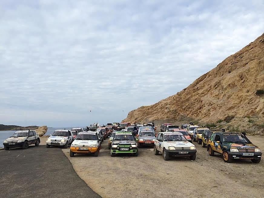205 Corsica Raid : Balade en Balagne en images