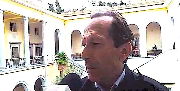 Jean-Pierre Seffar, bâtonnier de l'ordre des avocats de Bastia