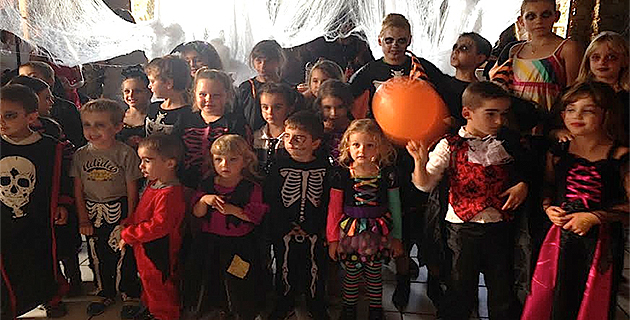 Aregno : Halloween avec un peu d'avance