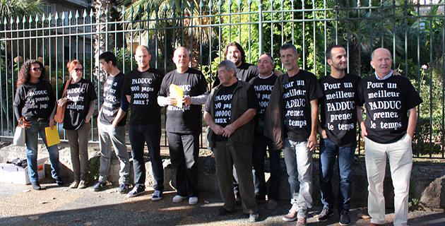 Un collectif citoyen se mobilise à son tour contre le PADDUC