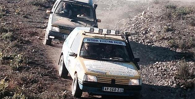 205 Corsica Raid : Les dernières images d'une belle balade