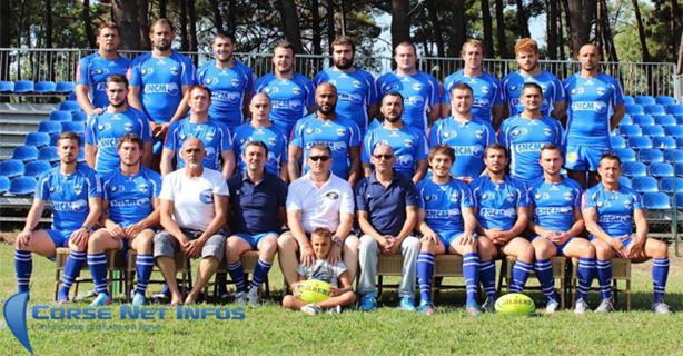 Bastia XV : Courte défaite à Uzès (24-22)