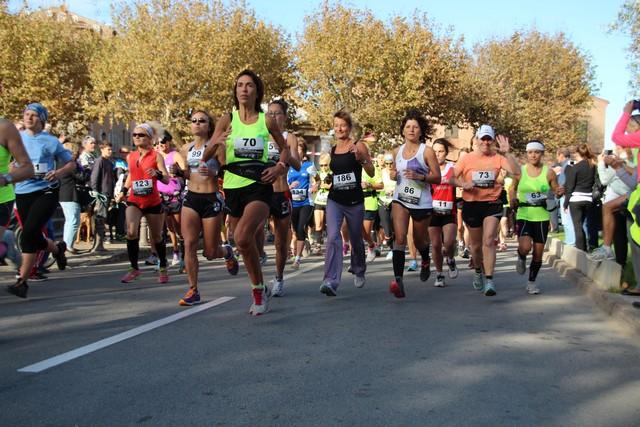"""La course pedestre """"A Balanina"""" le 8 novembre à L'Ile-Rousse"""