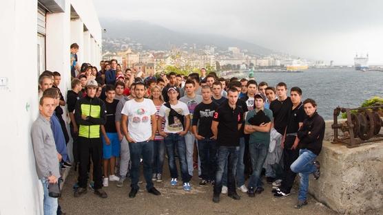 (Photo Lycée maritime)