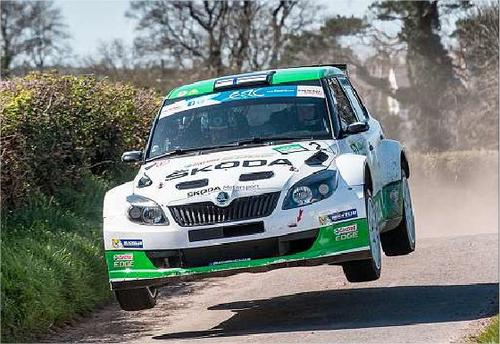 Lappi, champion d'Europe des rallyes