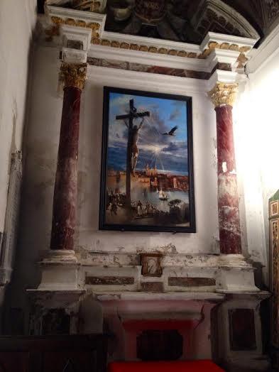 Eglise Saint-Charles de Bastia : Le don de Stéphane Javier-Stromboni
