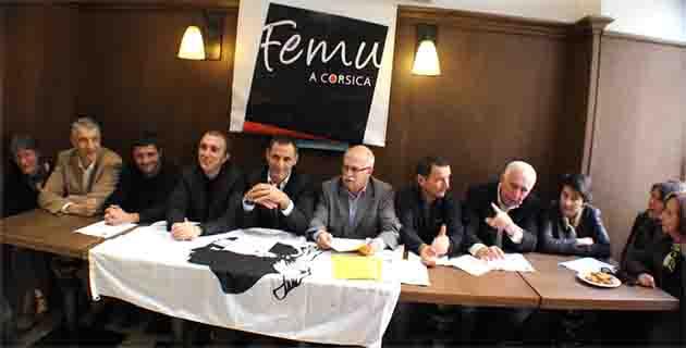 """Femu a Corsica réaffirme ses """"fondamentaux"""" sur la réforme institutionnelle"""