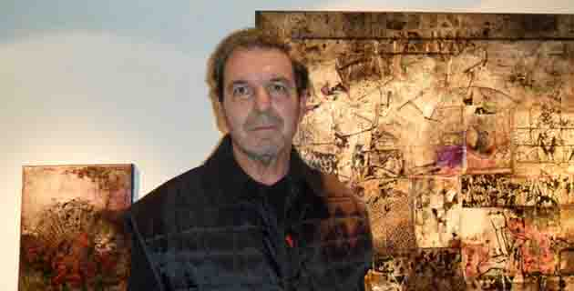 Bastia : Guy-Paul Chauder expose à la galerie Gour-Beneforti