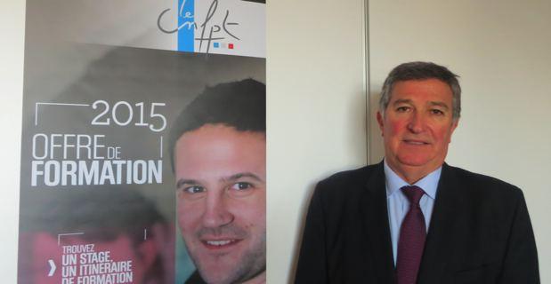 Jean-Louis Milani, délégué régional du CNFPT et adjoint au maire de Bastia.