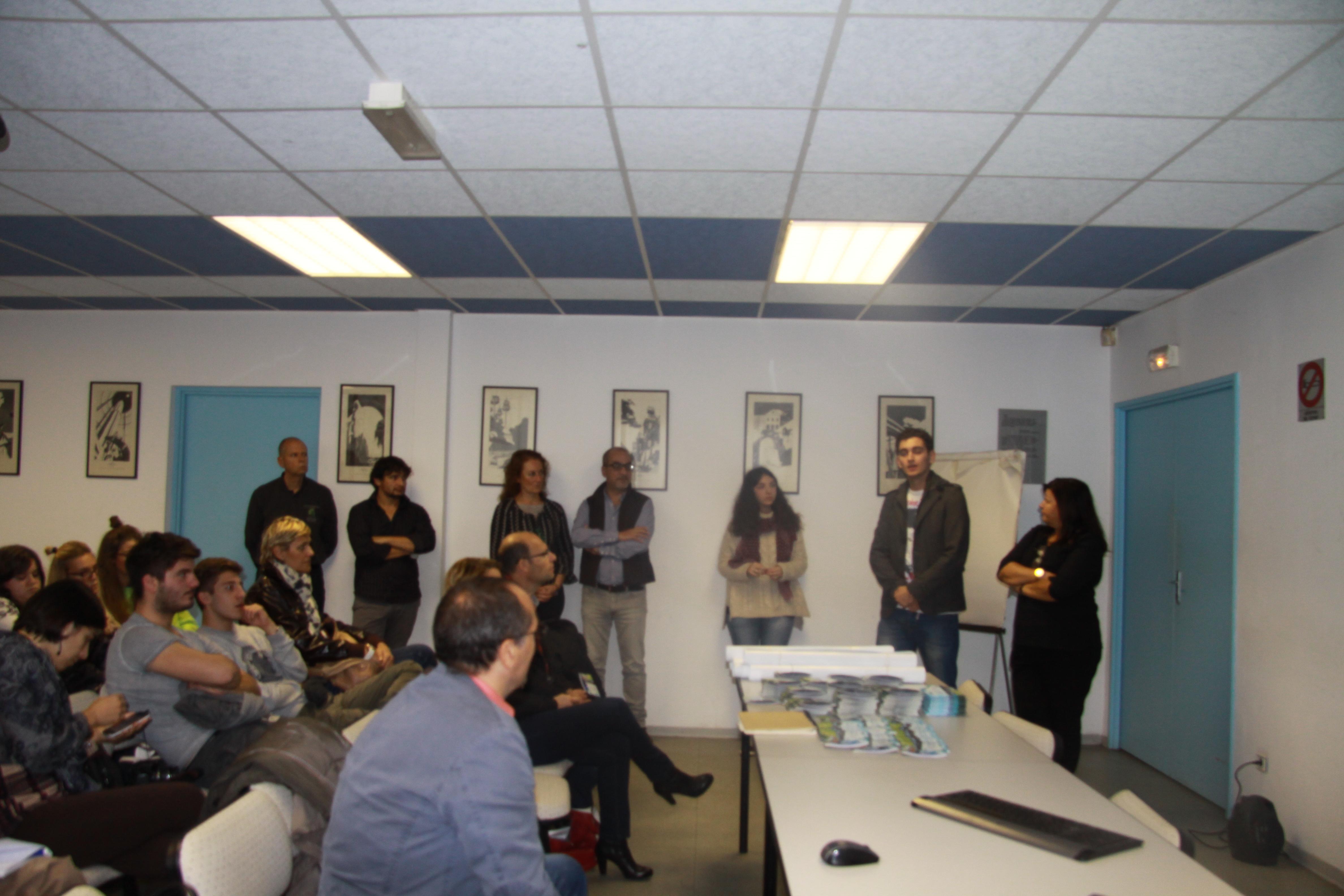 Ajaccio : Des lycéens acteurs d'un projet écologique transfrontalier