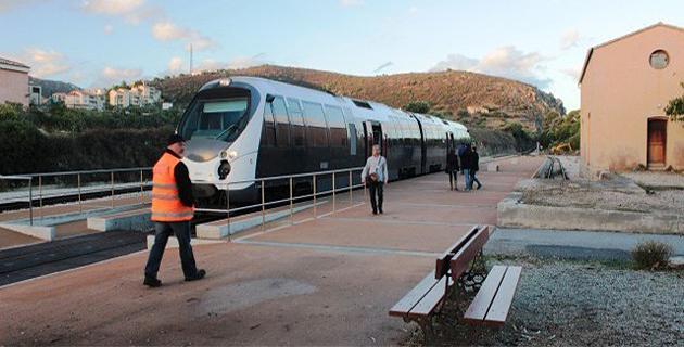 Chemins de Fer de la Corse : La ligne Purtivechju-Bastia de nouveau sur les rails ?