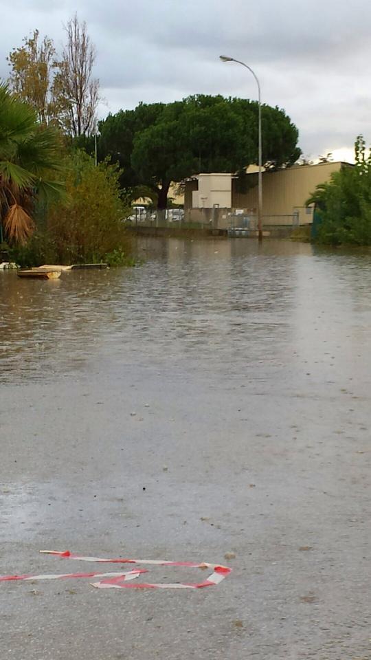Riverains du Vazzio : Le collectif, las des inondations, va passer à l'action dès lundi !