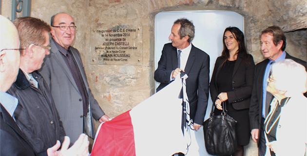 Le musée d'Aleria dispose désormais d'un centre d'études et de conservation