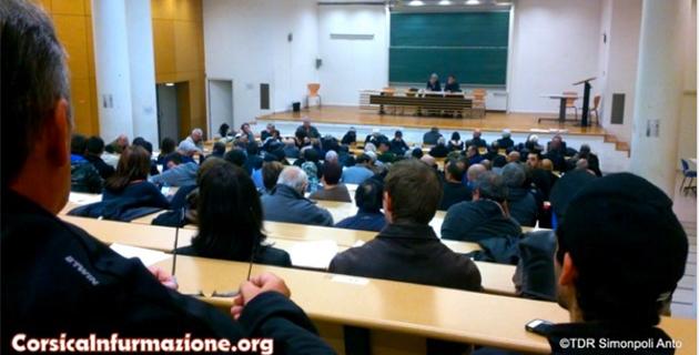 Corsica Libera : Une motion de soutien à Olivier Sauli