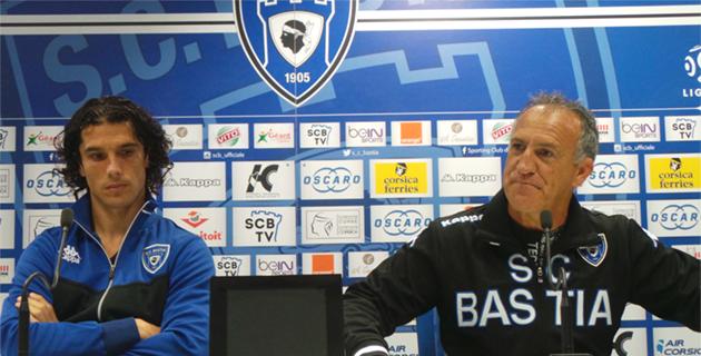 François Modesto avec Ghislain Printant
