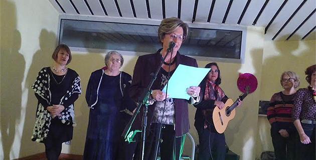 """Salon des """"Femmes créatrices"""" à Borgo : Le succès"""