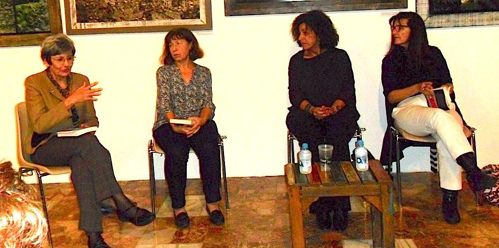 Bastia : Remise du Prix Ulysse du premier roman à Georgia Makhlouf
