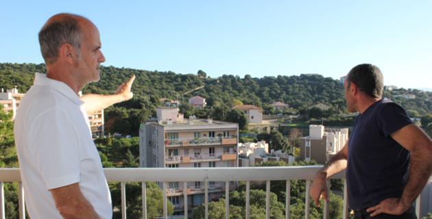 """Ajaccio : A l'aube de la campagne des municipales, le collectif """"Pietralba Autrement"""" monte au créneau"""