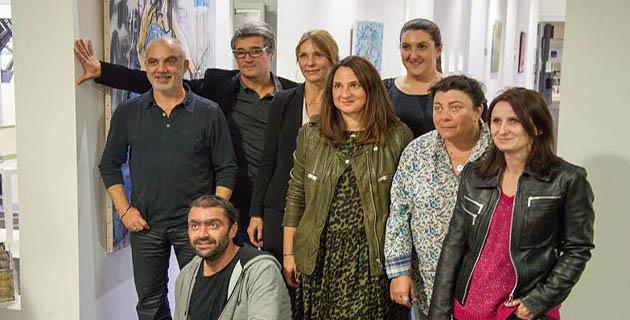 Ajaccio : Indépend'arte expose à l'espace Santunione