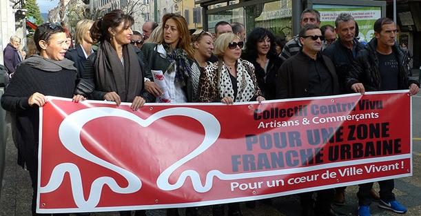 Le collectif Centru Vivu d'Ajaccio réclame une sortie de crise collective