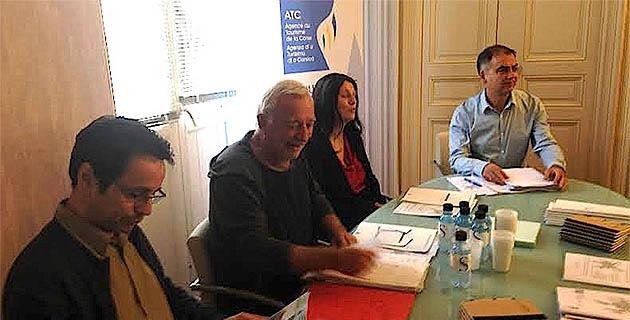 """ATC : Le transport, pierre angulaire du """"Livre Blanc"""" du tourisme en Corse"""
