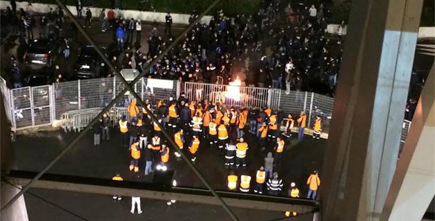 Furiani : Supporters en colère