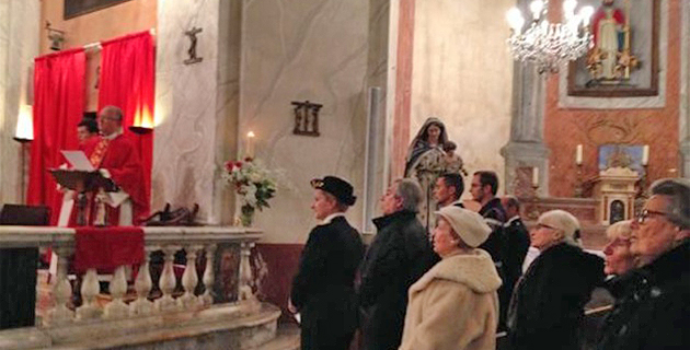 Les pompiers de Calvi ont fêté leur Sainte patronne Barbe