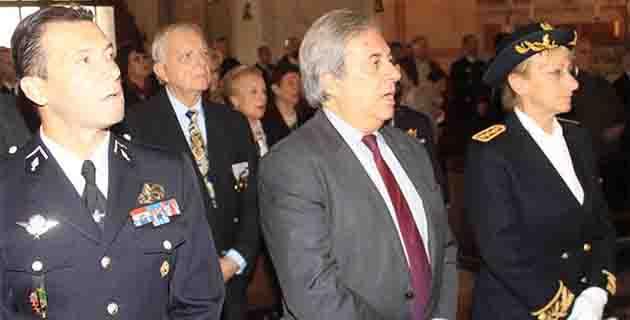 Les gendarmes de Balagne ont fêté Sainte Geneviève à Calvi
