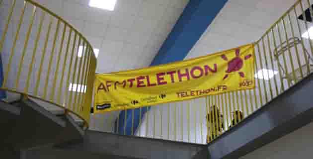 Ajaccio se mobilise pour le Téléthon