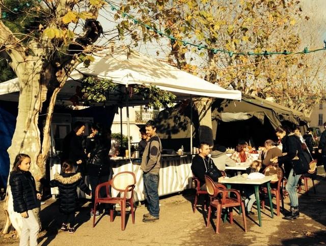 Un marché de Noël de l'entraide à Calenzana