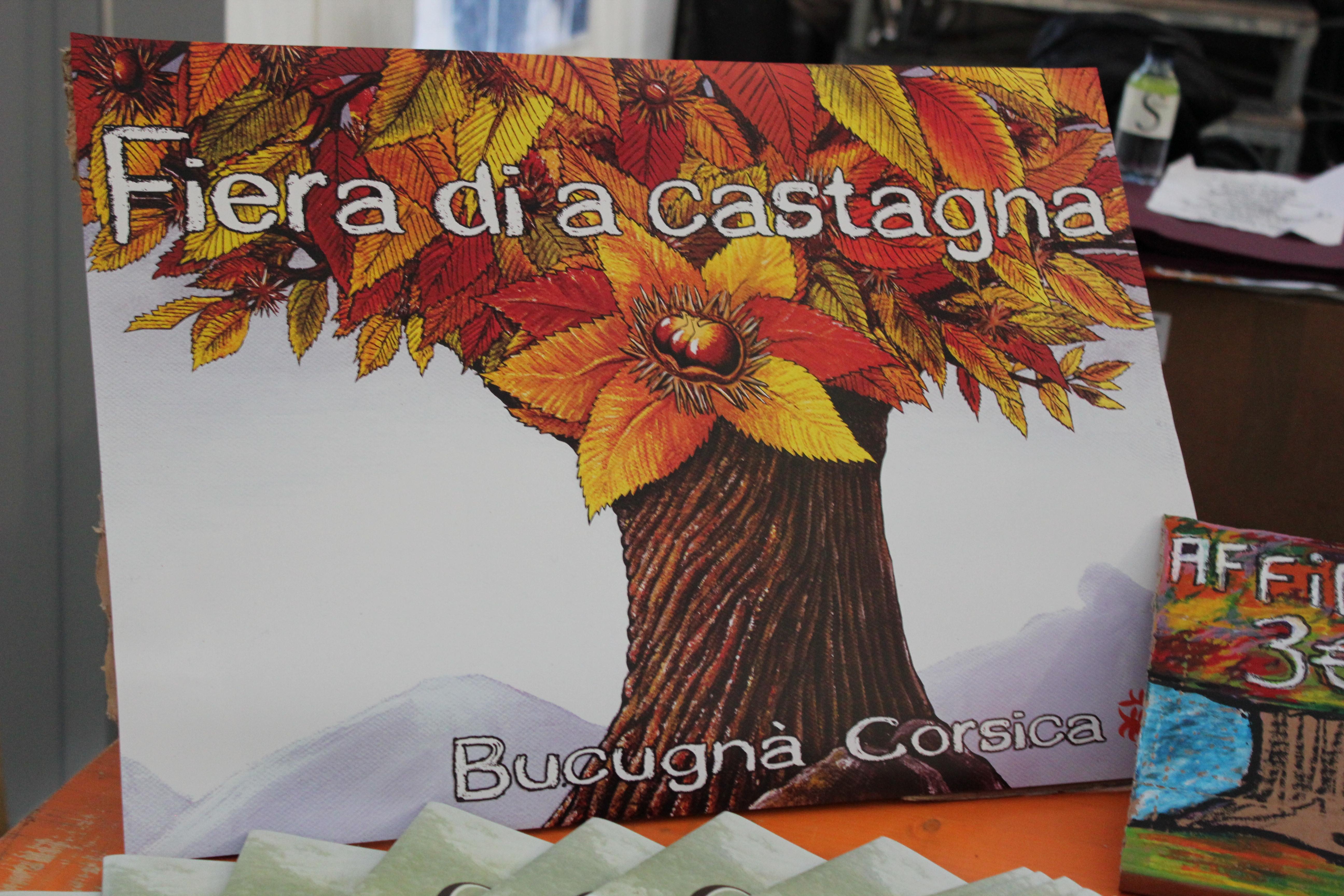 La Fiera di a Castagna s'achève sans châtaignes à Bocognano