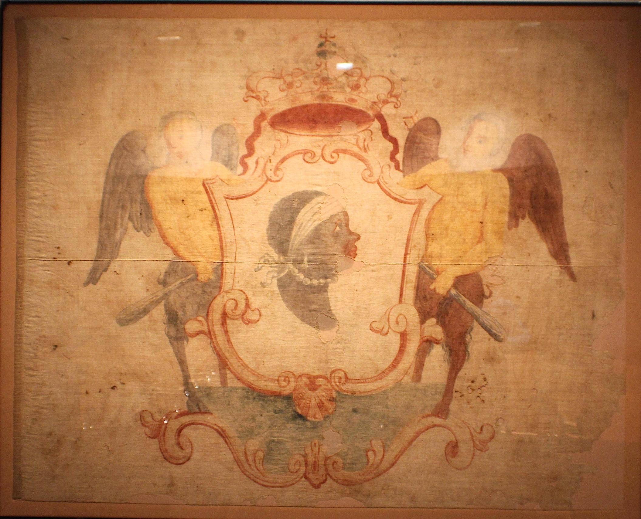Bastia : Le plus ancien drapeau corse connu, exposé au musée