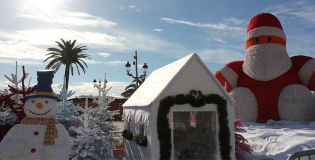 Ajaccio : Le marché de Noël a pris ses quartiers sur la place du Diamant