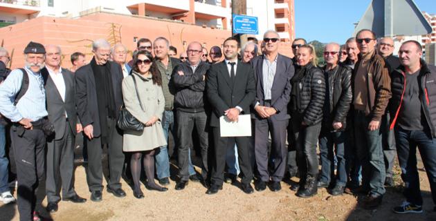 Ajaccio : Femu a Corsica rend hommage à Sebastianu Costa sur la Rocade