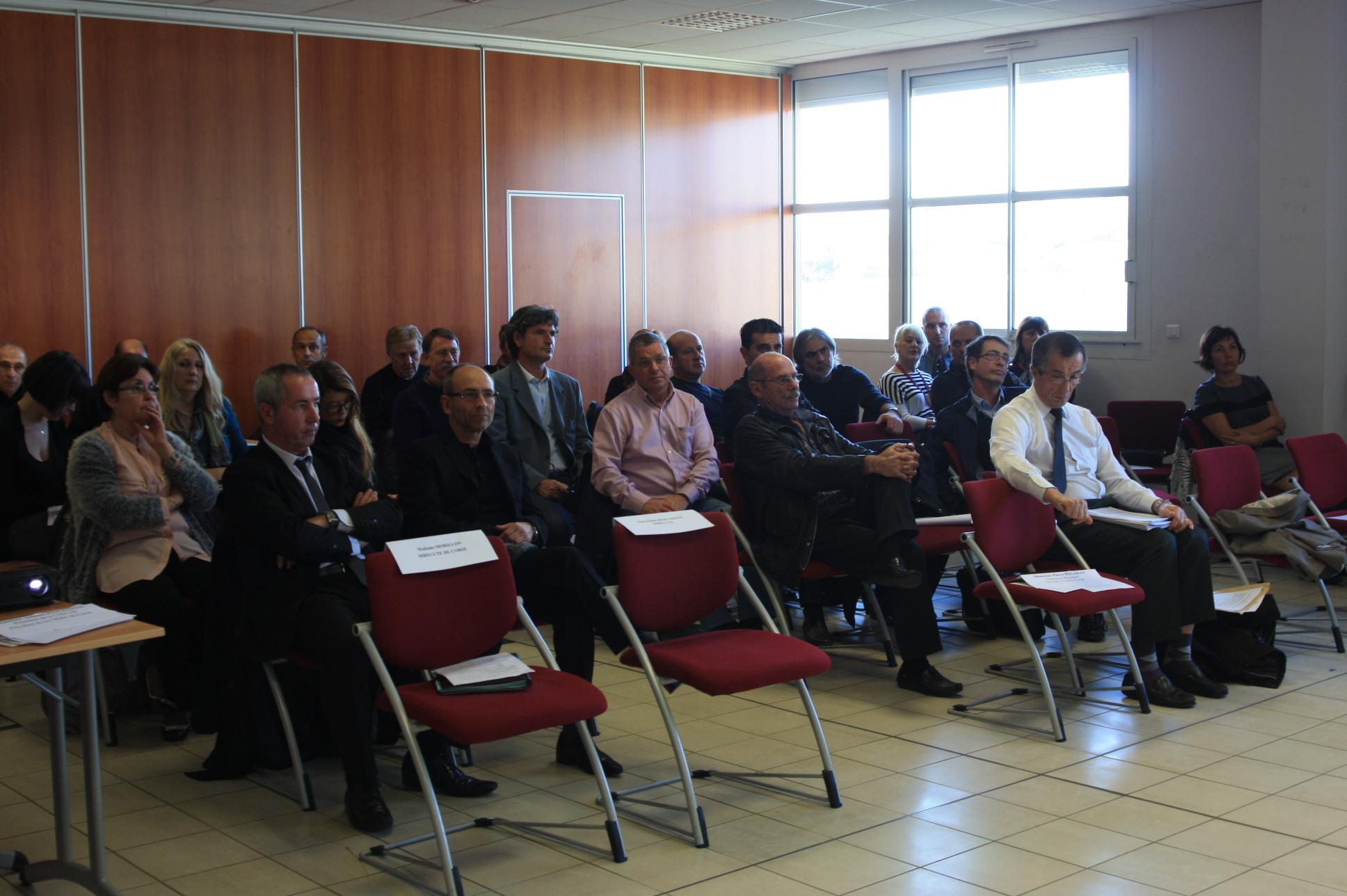 Chambre de métiers de la Corse-du-Sud : 2014, catastrophique pour l'artisanat