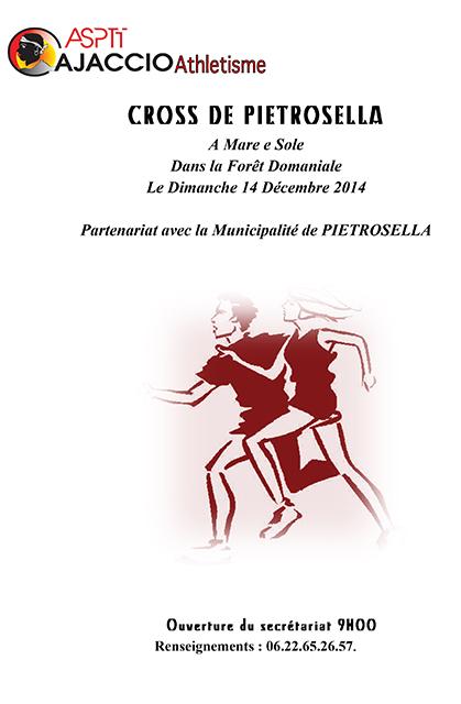 Cross de l'ASPTT Ajaccio Athlétisme: inscription jusqu'au jeudi 11 Décembre