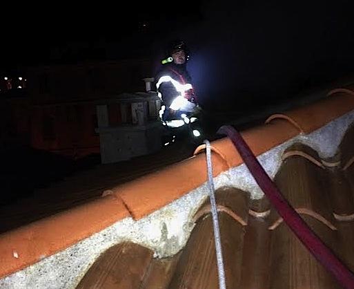 L'Ile-Rousse : Un immeuble évacué après un feu de cheminée