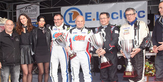 Le Rallye VHC à Louis Antonini. Jean-Claude Andruet annonce qu'il arrête