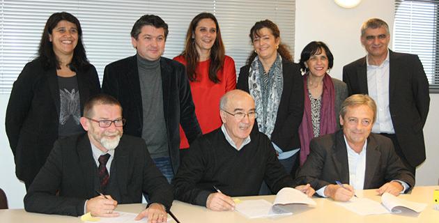 """Cozzano : Une convention """"Enfance et Jeunesse"""" entre la MSA, la CAF et la commune"""