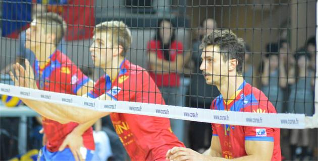 GFCA Volley : Toulouse profite de la fatigue pour s'imposer
