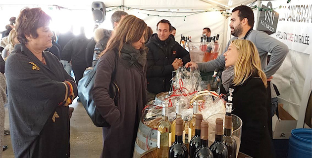Primi Scontri di u vinu in Erbaghjolu : Une pleine réussite