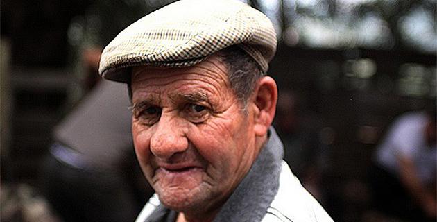 Aregno : Michel Castellani berger depuis....70 ans